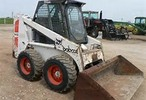 Thumbnail 843, 843-B Skid Steer Parts Manual