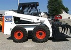 Thumbnail 763 763H Skid Steer Loader G-Series Service Repair Manual