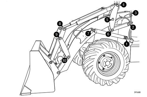 jcb 214 loader backhoe wiring diagram