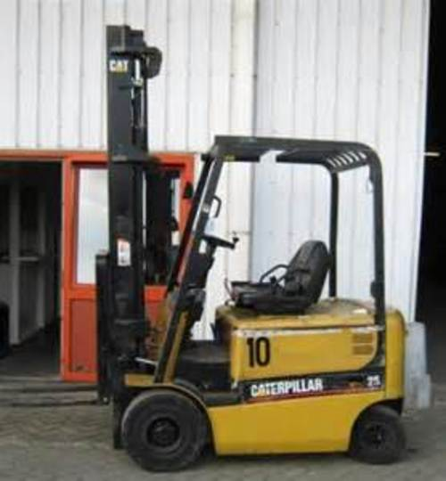 Pay for EP16N EP18N EP20CN Forklift Lift Truck service repair manual