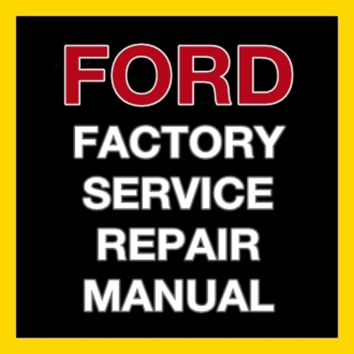 ford f150 2004 2006 official factory repair service manual. Black Bedroom Furniture Sets. Home Design Ideas