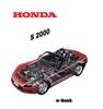 Thumbnail Honda S2000 handbuch 1999
