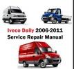 Thumbnail Iveco Daily Service Repair Manual Euro 4 2006-2011