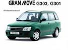 Thumbnail Daihatsu Gran Move G301 G303 Werkstatthandbuch