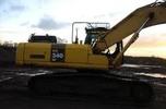 Thumbnail Komatsu PC340LC-7 PC340NLC-7 Excavator Repair Service Manual