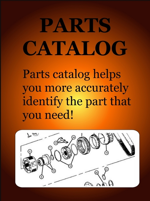 Pay for Yamaha FJR1300 parts catalog 2003