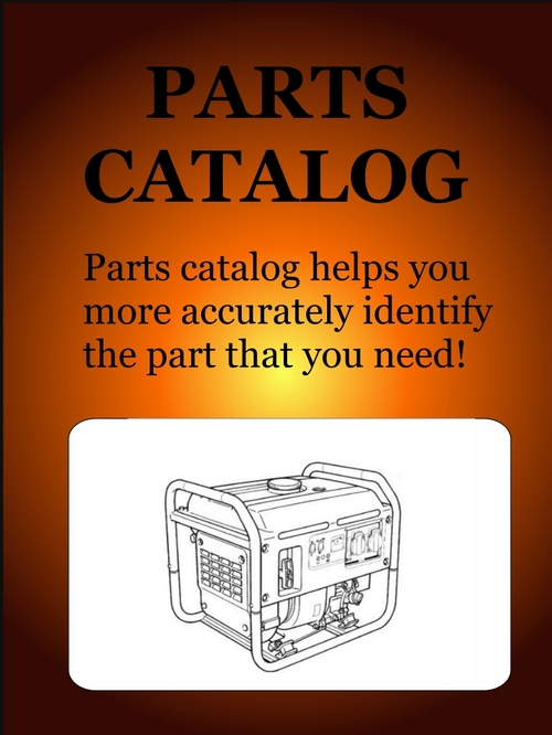 Yamaha 3000 Generator >> Yamaha generator EF3000ISE parts catalog Canada - Download Manuals ...