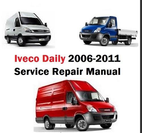 iveco daily service repair manual euro 4 2006 2011 download manua rh tradebit com 2010 Iveco Daily Iveco Daily 2002