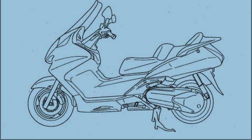 honda fjs600 silverwing workshop manual