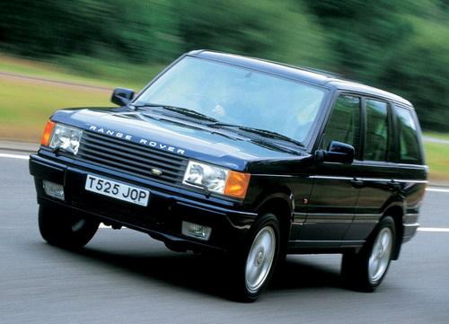 Range Rover Workshop Manual 1995-2001