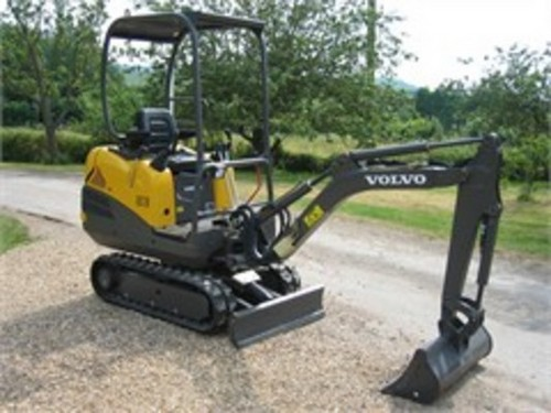 Volvo ec xr xtv excavator service manual download