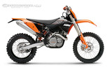 Thumbnail KTM 400 450 530 EXC XC-W Six Days Full Service Repair Manual