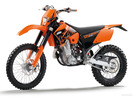 Thumbnail KTM 250-400-450-525 SX-EXC Service Repair Manual 2000-2007