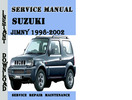 Thumbnail Suzuki Jimny S413 1998-2002 Service Repair Manual Pdf