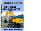 Thumbnail Hyundai Whell Excavator R35Z-7 Service Repair Manual Pdf