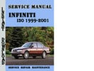 Thumbnail Infiniti I30 1999-2001 Service Repair Manual Pdf Download