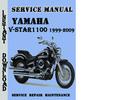 Thumbnail Yamaha V-STAR1100 1999-2009 Service Repair Manual