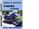 Thumbnail Yamaha XJ900RK Service Repair Manual Pdf Download