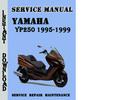 Thumbnail Yamaha YP250 1995-1999 Service Repair Manual Pdf Download