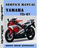Thumbnail Yamaha YZf R7 Service Repair Manual Pdf Download