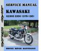 Thumbnail Kawasaki KZ305 Z250 1978-1981 Service Repair Manual