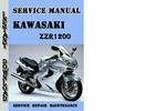 Thumbnail Kawasaki ZZR1200 Service Repair Manual Pdf Download