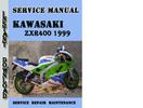 Thumbnail Kawasaki ZXR400 1999 Service Repair Manual Pdf Download
