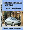 Thumbnail Mazda 626 1999-2000 Station Wagon Service Repair Manual