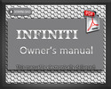 Thumbnail Infiniti I30 1996-1998 Owners Manual
