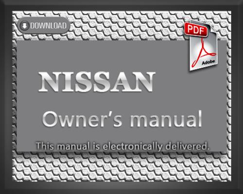 nissan dualis 2008 manual pdf