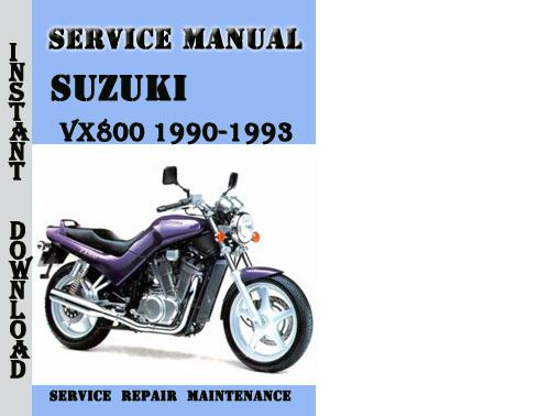suzuki vx800 wiring diagram #3 91 Suzuki VX800 suzuki vx800 wiring diagram