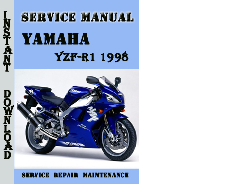 yamaha yzf r1 1998 service repair manual pdf download. Black Bedroom Furniture Sets. Home Design Ideas
