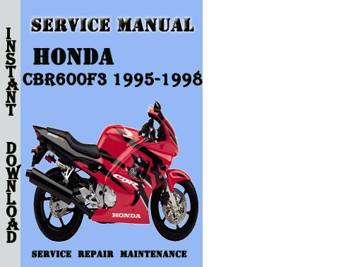1992 1995 honda cbr1000f workshop service repair manual. Black Bedroom Furniture Sets. Home Design Ideas