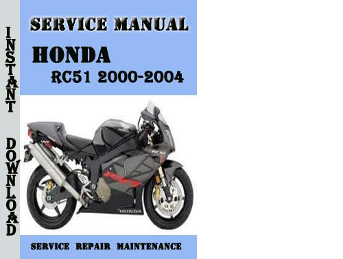 honda rc51 2000 2004 service repair manual pdf download. Black Bedroom Furniture Sets. Home Design Ideas