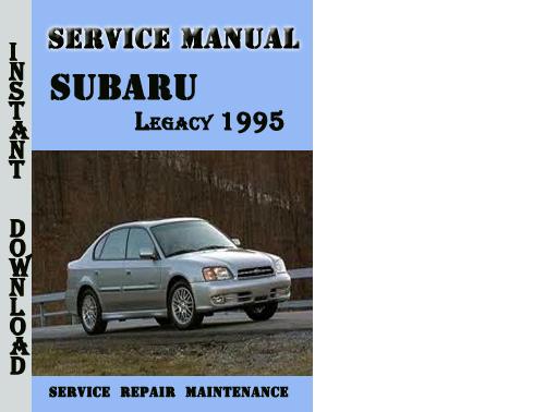 subaru legacy 1995 service repair manual pdf download. Black Bedroom Furniture Sets. Home Design Ideas