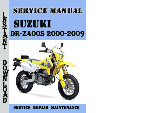 Suzuki Dr Manual