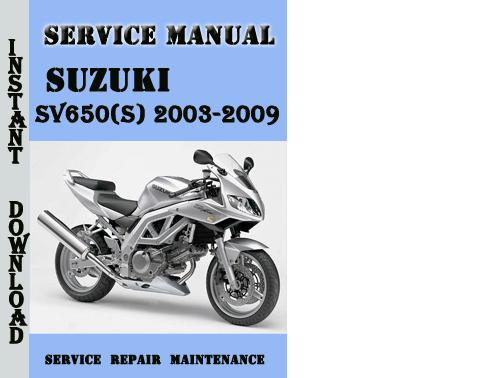Suzuki Sv650 S  2003