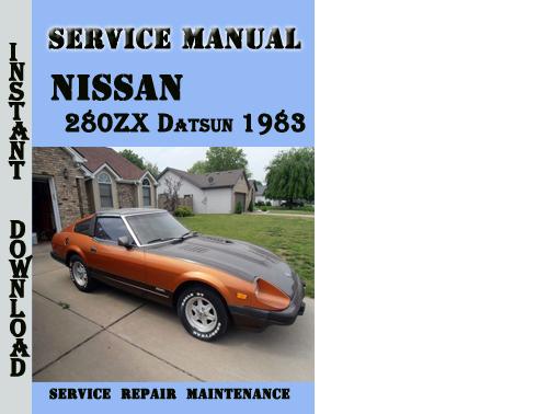 nissan 720 repair manual pdf