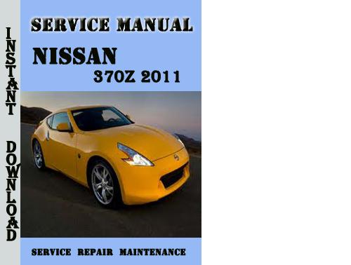 2011 Murano Repair Manual