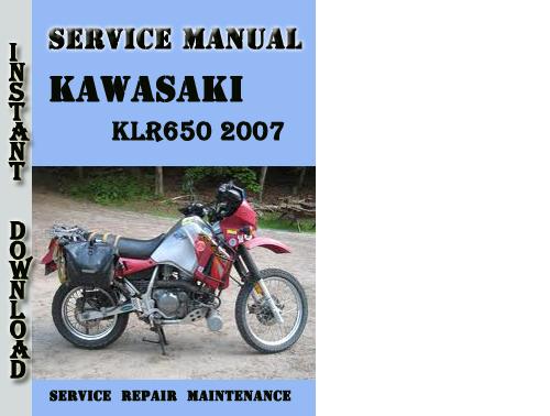 kawasaki klr650 manual browse manual guides u2022 rh repairmanualtech today KLR 650 2018 2000 KLR 650