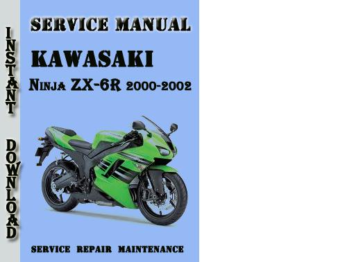 Kawasaki Ninja R Owners Manual Pdf