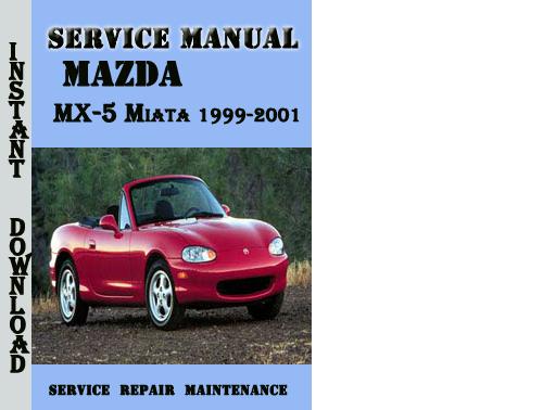 2003 mazda miata repair manual