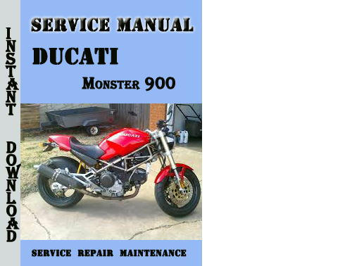ducati monster 900 service repair manual download. Black Bedroom Furniture Sets. Home Design Ideas