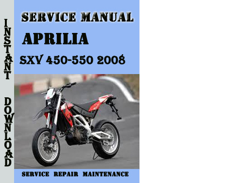 [DIAGRAM_38EU]  Aprilia SXV 450-550 2008 Service Repair Manual - Tradebit | Aprilia Sxv 550 Wiring Diagram |  | Tradebit