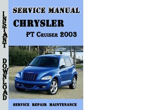 service manual pdf 2003 chrysler pt cruiser electrical. Black Bedroom Furniture Sets. Home Design Ideas