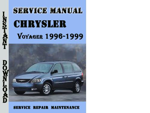 service manual 2001 chrysler voyager repair manual free. Black Bedroom Furniture Sets. Home Design Ideas