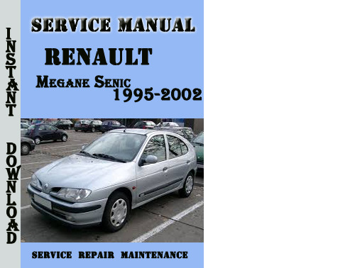 renault scenic repair manual pdf