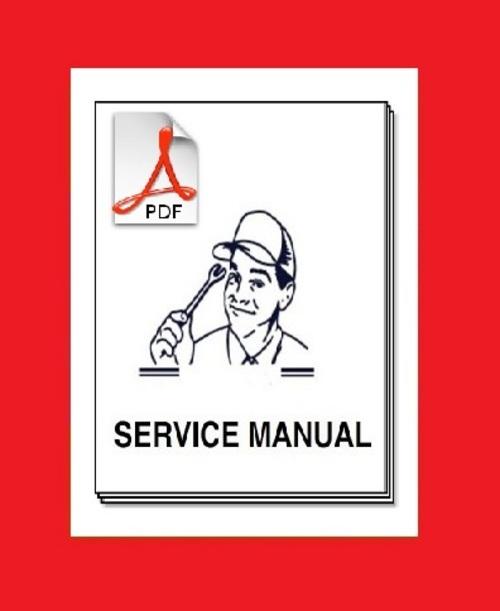 Johnson evinrude outboard motor service manual repair 60hp to 235hp.