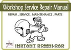Thumbnail Service Guide IHI 9NX mini hydraulic excavator