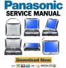 Thumbnail Panasonic Toughbook CF-19 Manual de Servicio